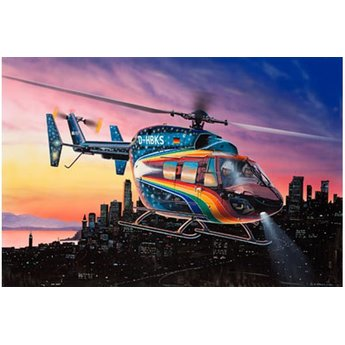 Revell Eurocopter BK117 Space Design
