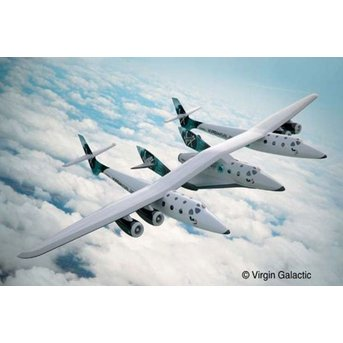 Revell SpaceShipTwo and WhiteKnightTwo