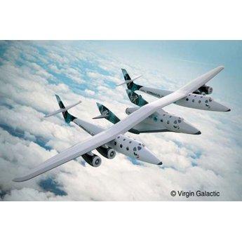 Revell SpaceShipTwo und WhiteKnightTwo