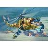 "Revell Mil Mi-24D ""Hind D"""