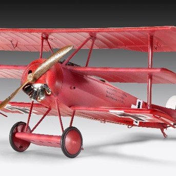Revell Fokker Dr. I Dreidecker