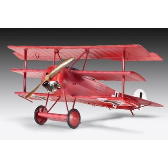 Revell Fokker Dr. I Triplane
