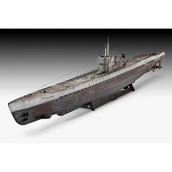 Revell German Submarine Type IX C (U 505 late)