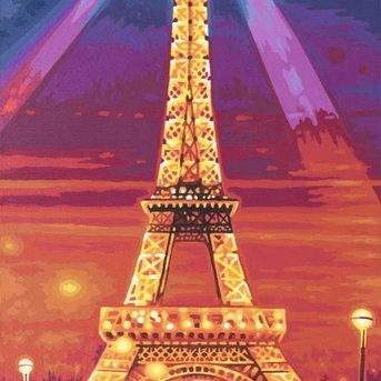 Schipper Der Eiffelturm bei Nacht