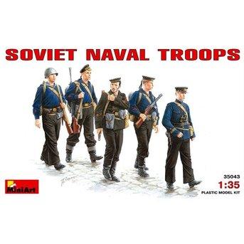 Soviet Naval Troops