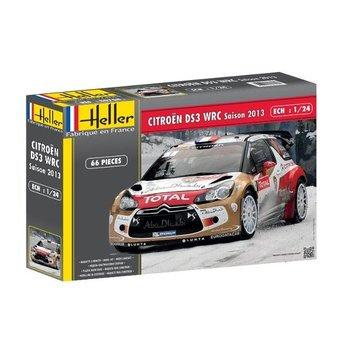 Heller Citroën DS3 WRC - Seizoen 2013