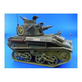 British Light Tank Mark IV B