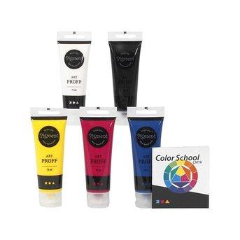 Art Proff - Primary Colors CMY
