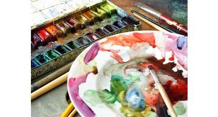 Zelf schilderen