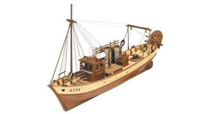 Holz-Modell