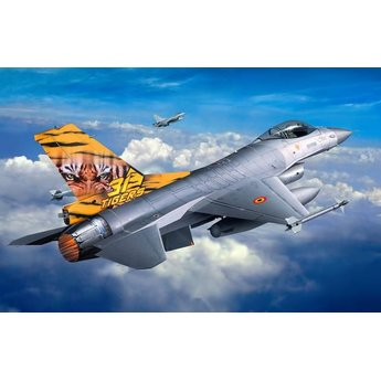 Revell Lockheed Martin F-16 Mlu Tigermeet