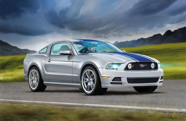 Revell 2014 Ford Mustang GT