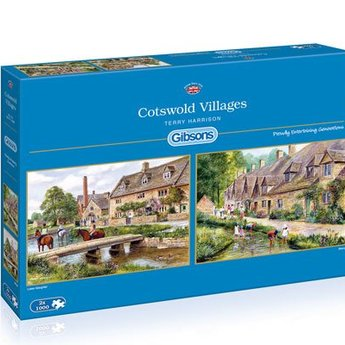Gibsons Cotswold Dörfer
