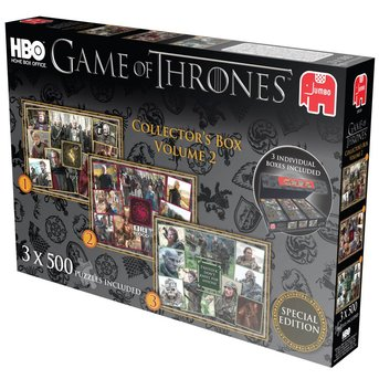Jumbo Game of Thrones - Collector's Box - Volume 2