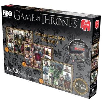 Jumbo Game of Thrones - Collector's Box - Volume 2