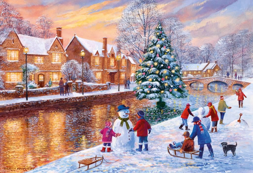 Gibsons Bourton at Christmas