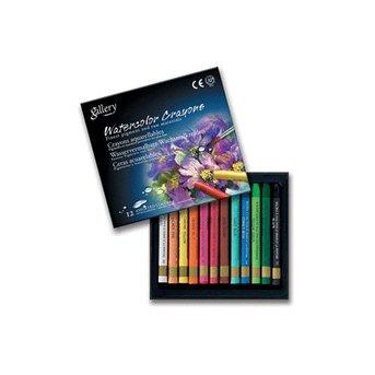 Watercolour Crayons