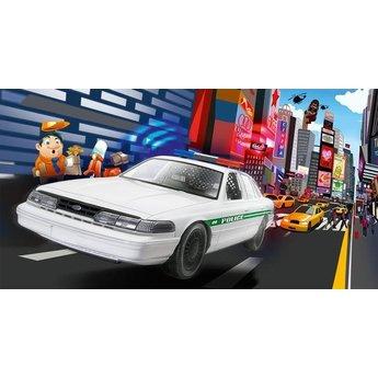 Revell Ford Police Car