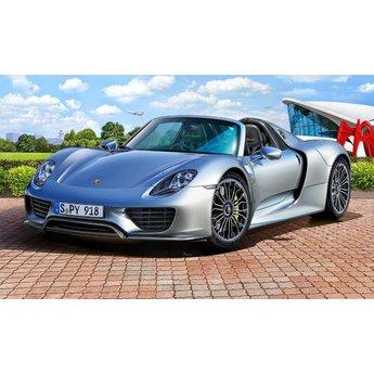 Revell Porsche 918 Spyder