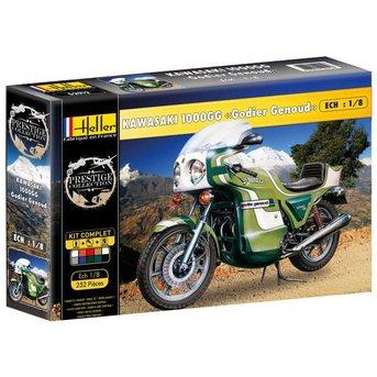"""Heller Kawasaki 1000GG """"Godier Genoud"""""""