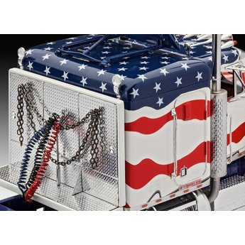 """Revell Marmon Conventional """"Stars and Stripes"""""""