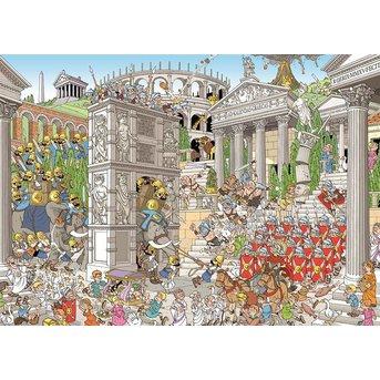 Jumbo Pieces of History - The Romans