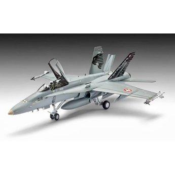 Revell F / A-18C Hornet - Swiss Air Force