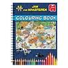 Jan van Haasteren - Kleurboek