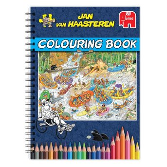 Jan van Haasteren - Coloring