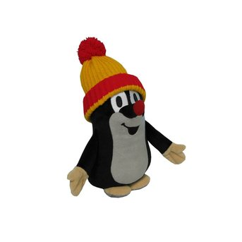 Little Mole with cap (red / yellow) - 25cm