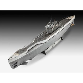 Revell German Submarine Type IXC / 40 (U190)