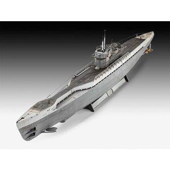 Revell Deutsch Submarine Typ IXC / 40 (U190)