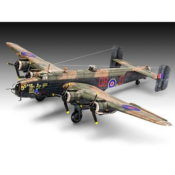 Revell Handley Page Halifax B Mk. III