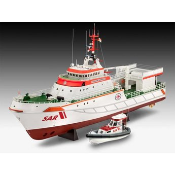 Revell Search & Rescue Vessel Hermann Marwede