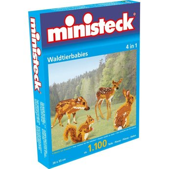 Ministeck Waldtierebabies