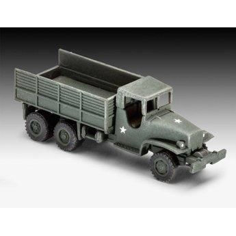 Revell US Army Fahrzeuge (WWII)