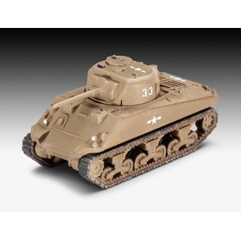 Revell US Army Vehicles (WWII)