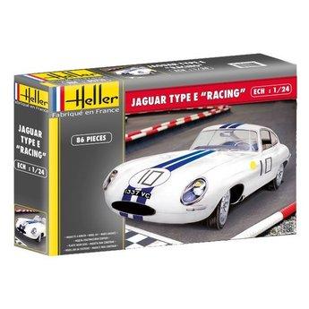 "Heller Jaguar Type E ""Racing"""