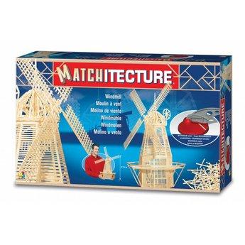 Matchitecture Die Windmühle