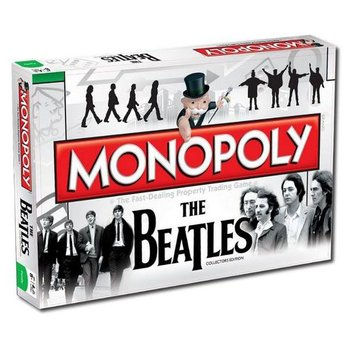 Winning Moves Monopoly - The Beatles - Collectors Edition