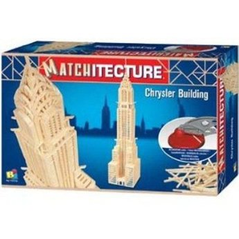 Matchitecture Chrysler Building