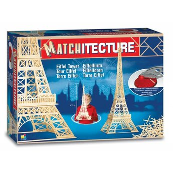 Matchitecture Eiffelturm