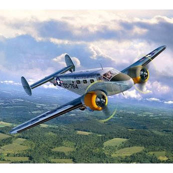 Revell C-45F Expeditor