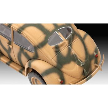 Revell German Staff Car Type 82 E