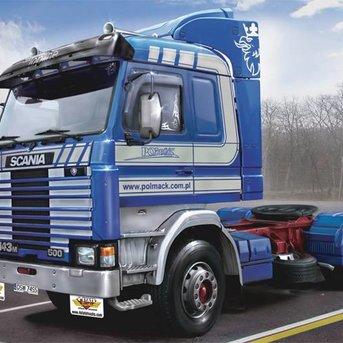 Italeri 143M Scania Topline 4x2