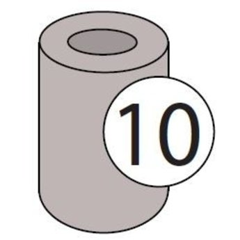 Nabbi 10 - Hellgrau