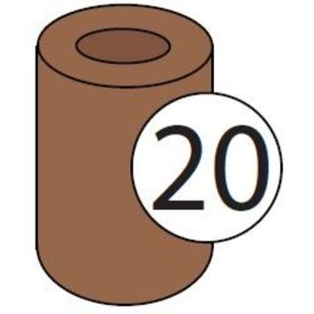 Nabbi 20 - Light brown