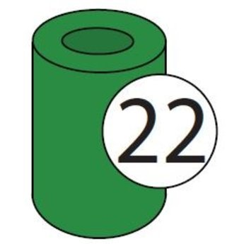 Nabbi 22 - Green pearl