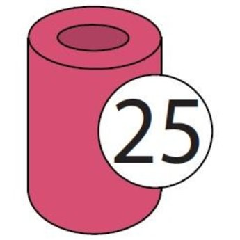 Nabbi 25 - Classic pink