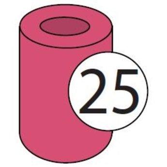 Nabbi Photo Pearls 25 - Klassiek roze